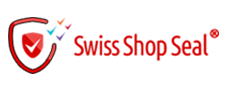 Swiss Shop Seal Logo